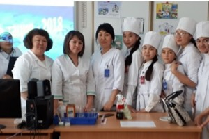 "The annual chemistry contest ""Best Presentation -2018"" was held"